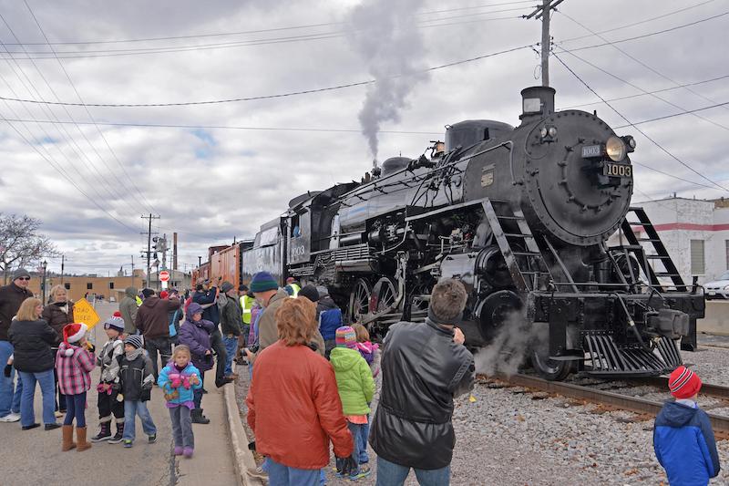Santa-Train